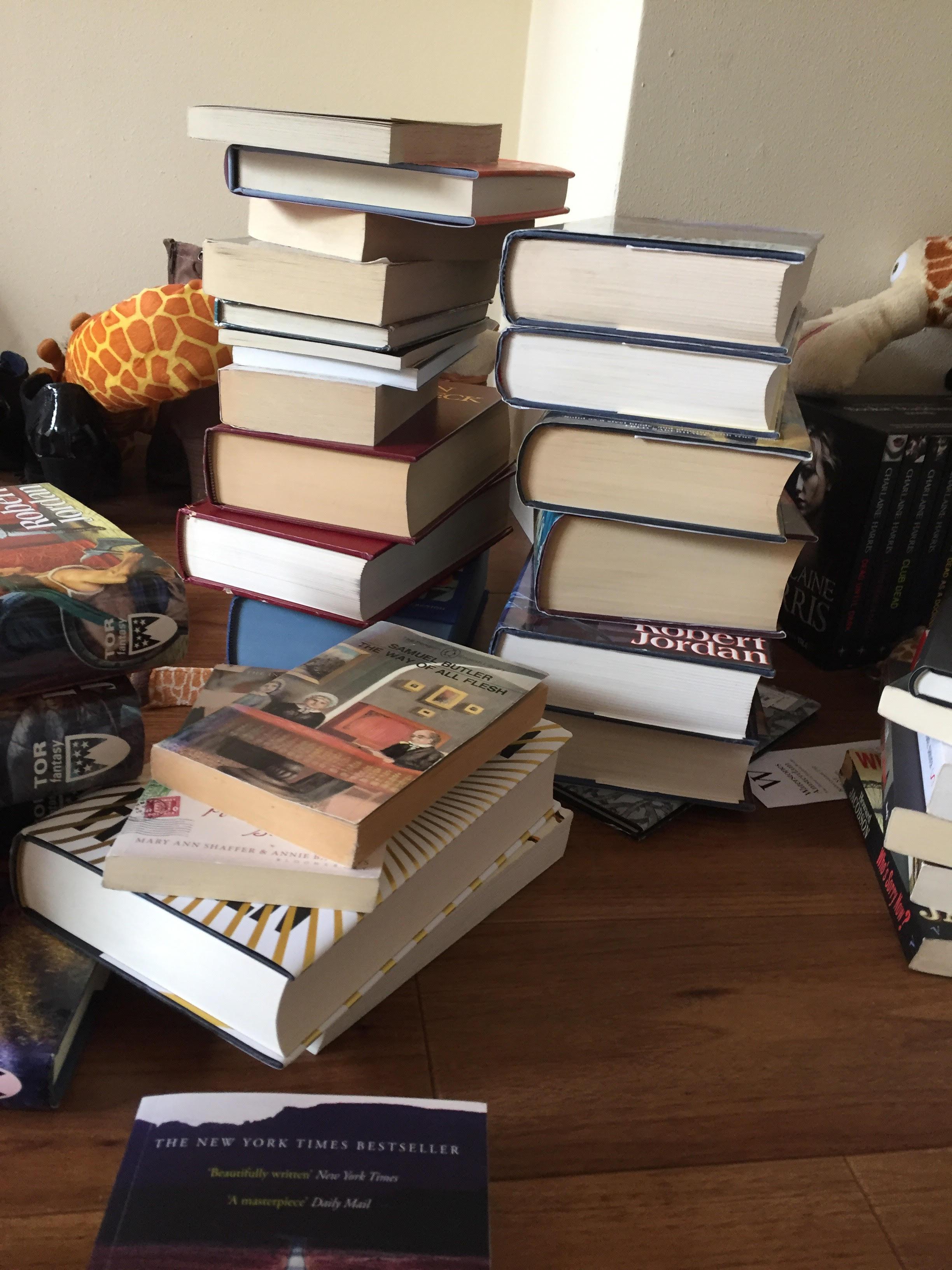 Just some random books