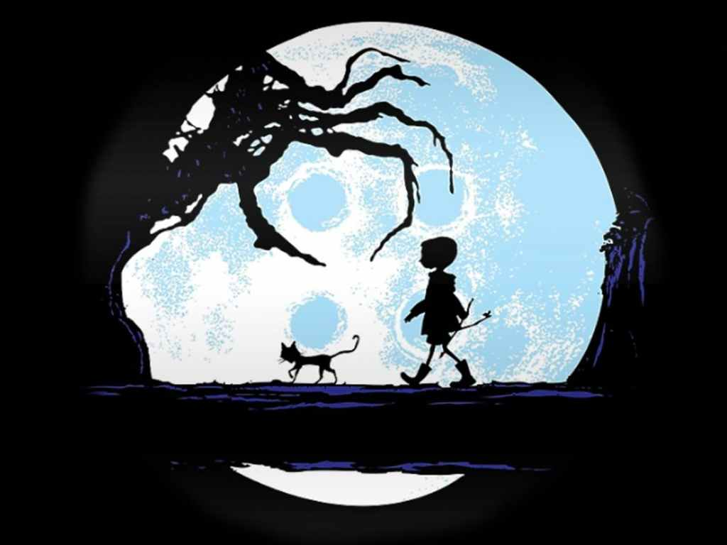 The Halloween Countdown 4 The Other Mother From Neil Gaiman S Coraline The Open Book